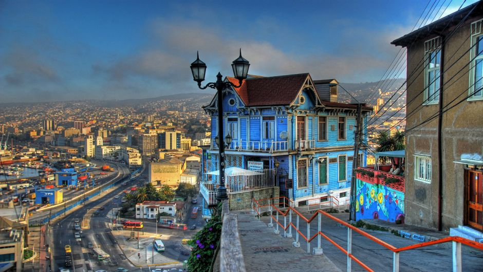 MÁS FOTOS, CITY TOUR VALPARAISO - VIñA DEL MAR